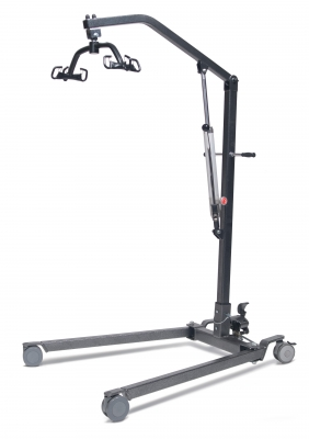 Lumex Patient Hydraulic Lift,With Foot Pedal